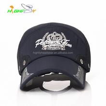 Hot selling ventilate racing cap curved brim polo hat mesh trucker cap baseball cap