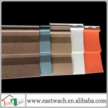 full color of vinyl siding decorative external pvc vinyl siding colors