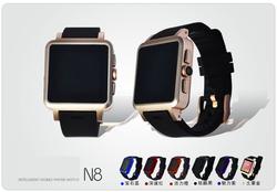 3G Android Wifi Smart Watch Phone N8 Waterproof smart watch SIM card smart watch