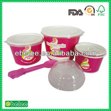 eco friendly ice cream packaging containers take out