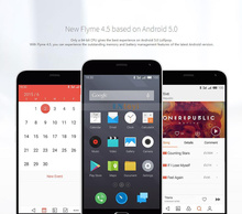 Original MEIZU NOTE2 M2 NOTE2 In Stock Eight-core CPU 2GB RAM 16GB ROM 5.5 Inch1920*1080 Pixels 4G LTE Dual SIM card