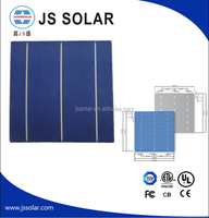 pv cells 6x6 156mm poly solar cell China A grade low solar cell price