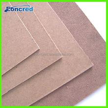 1220*2440 hdf eucalyptus hardboard/Poplar Hardboard Panel