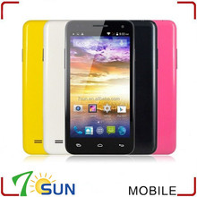 4.5'' Unlocked Android 4.4.2 MTK6582 Quad Core AT&T WCDMA Smartphone 2G/3G W330 android phone