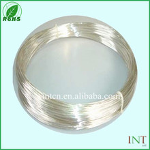 Electric material dia guage 16 silver nickel wire