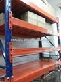 Suzhou de metal estante del almacén/estante de almacén