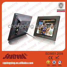 32inch digital photo frame support photo/music/video, adjustable contrast,brightness,saturation 32 inch digital photo frame