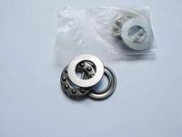 High speed bearing F4-10M/C 4x10x4mm,Ceramic thrust ball bearing