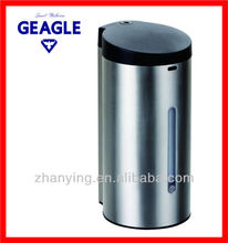 Stainless steel refillable automatic sense soap dispenser,CE approved