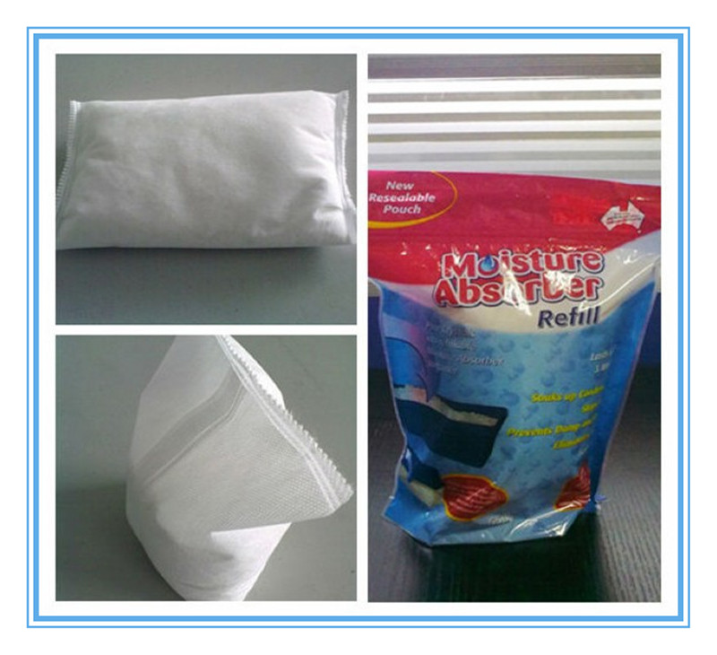 Absorbing Moisture Calcium Chloride Refill Anti-mold Bag