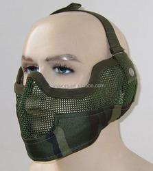 Stalker Style Splinter Mesh Mask Paintball Reticulated Mask Ver.2