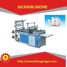 China shopping bag plastic bag maker machine manufacturer