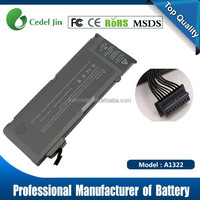 """shenzhen generic laptop battery for MacBook Pro 13"""" A1278 (2009 Version) MB990*/A"""