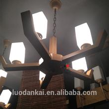 antigüedades para vestíbulo de hotel oferta lámpara colgante de cristal