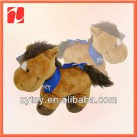 horse plush toy custom plush toys