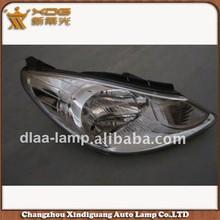 hyunda i i 10 07 car accessories , car head lamp for i 10 07 , i 10 07 headlight