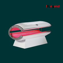 Top sell!!! 28pcs UV lamps collagen tanning bed with red light therapy tanning beds for skin