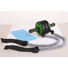 New Wheel Abdominal Core Ab Carver Roller Fitness Exercise Workout Equipment