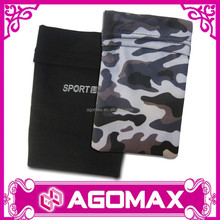 Arm bag for iPhone 4 5 6 sports running mobile phone arm bag