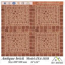 Decorativa exterior rústica azulejo pared