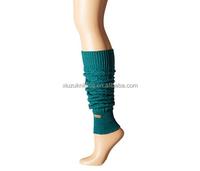custom design knee high sexy leg warmer