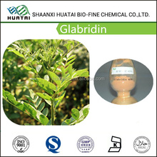 Manufacture skin whitening glabridin for cosmetic