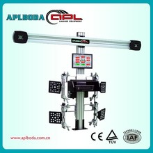 Newly launched APL-X3,used wheel aligner,space wheel aligner