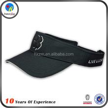black children sun visor cap