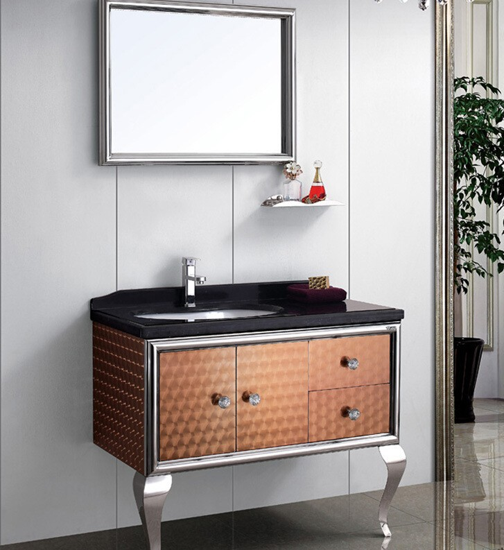 european style used bathroom mirror vanity cabinets vanity unit