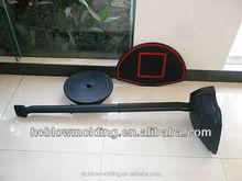 HDPE basketball stand and rim basketball stand and rim