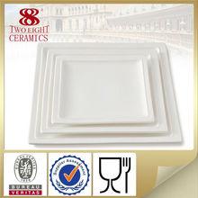 Wholesale dinner plates catering, porcelain dish for restaurant, dubai dinnerware set
