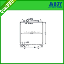 factory radiator FOR SUZUKI TIGER 2012 OEM 17700-71L10