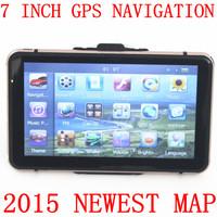 "2015 hottest 7"" 7 inch car gps navigation 84h-3 windows ce6.0 mstar ddr128m 4gb 800mhz fm free europe gps map"
