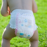 Cheap soft cotton sleepy baby diaper made in Guangzhou
