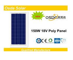 ODA150-18-P 150W Poly Solar Panel