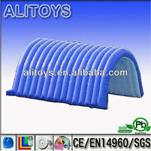 (AliToys!) 2013 hot selling and factory price inflatable tent /camping tent/event tent/inflatable air tent camping