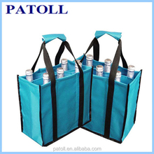 China supplier hot sell pictures printing pp shopping laminated non woven bag,pp woven silage bag