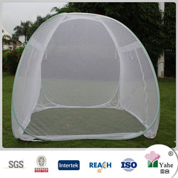 insecticide incorporated outdoor mosquito net tent