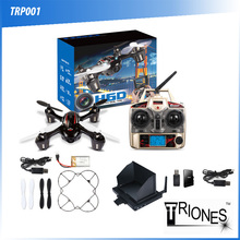 (130391) Remote Control Quadcopter with HD Camera Vision Drone Plane