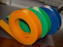 bend resistant rubber squeegee producer