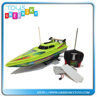 3 channel outdoor radio control toys speed boat
