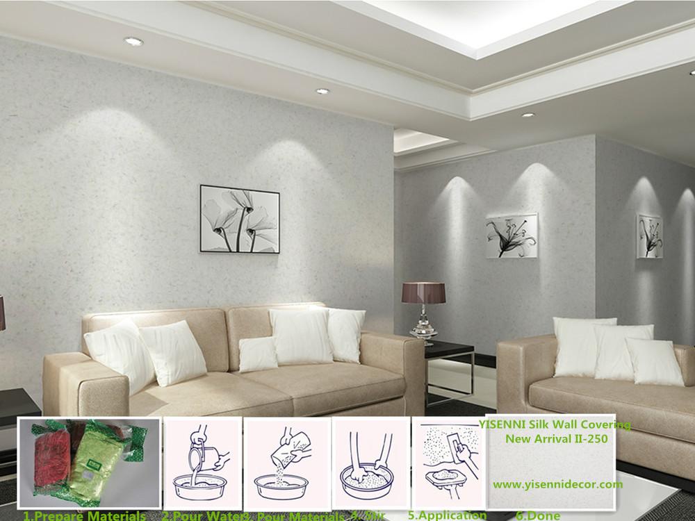 Yisenni D Cor La Maison Fabrication Mur Mat Riel De