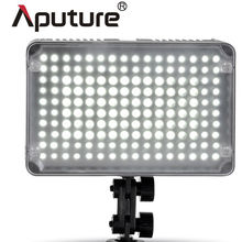 Aputure 160 Dimmable video shooting CRI 95+ camera on top led lights