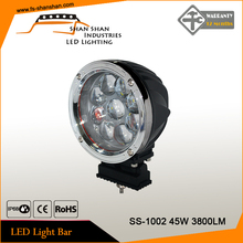 5.5 inch 45w 4*4 CE ROHS IP68 SS-1002 led work light 4wd accessories