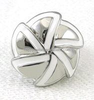 2015 stainless steel big stone designer rings jewelry