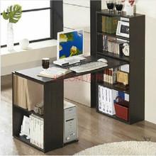 cheap maple book shelf and melamine chipboardcomputer desk table fix