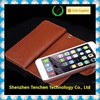 "Brand New Genuine Leather Wallet With Stand Case For iPhone 6 6G 4.7"" Phone Bag for iPhone 6 Plus 5.5"" 2 Styles Card Holder"