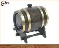 High Grade wooden wine keg whiskey barrel for sale cheap