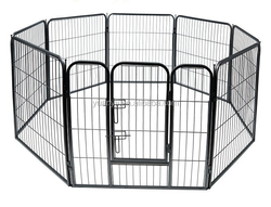 Stackable dog kennel/pet fence enclosure/custom playpen folding