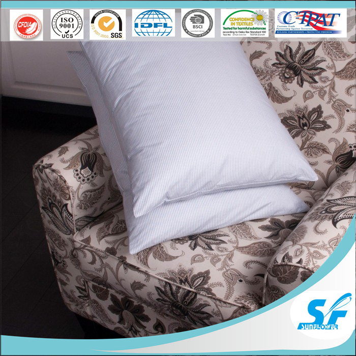 Super Soft Luxury Goose Down Filling Wholesale Pillows For